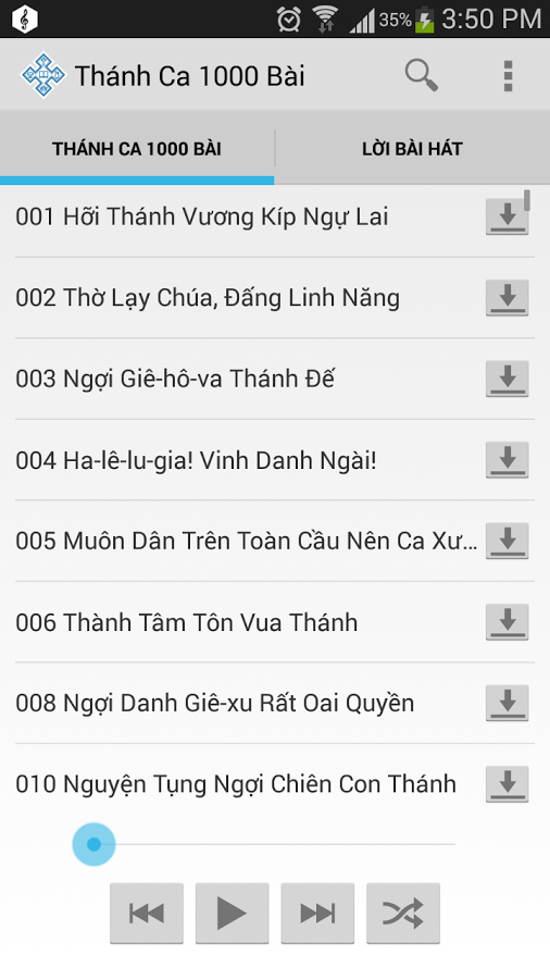 Ung Dung Thanh Ca 2