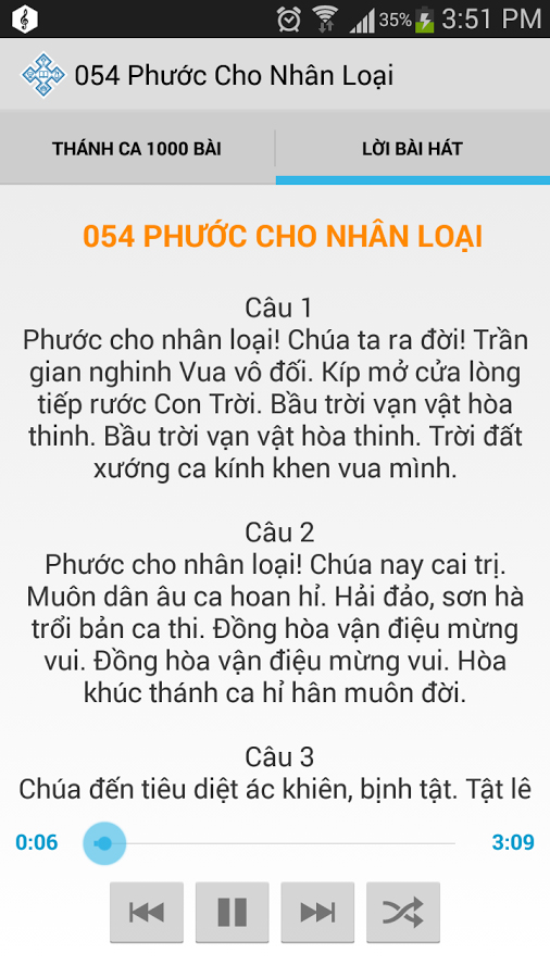Ung Dung Thanh Ca 3
