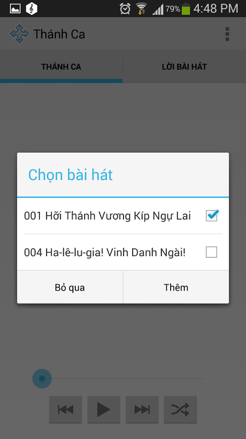Ung Dung Thanh Ca 7